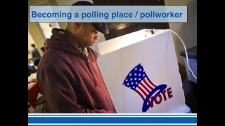 ArtsVote Polling Places Voter Engagement Community Empowerment