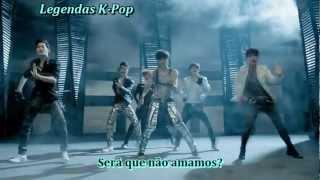 EXO-K - Mama MV [Legendado em Português - BR] HD