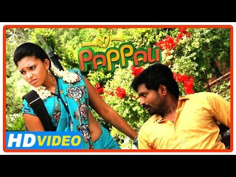 Pappali Tamil Movie   Scenes   Mirchi Senthil Asks Ishara To Kiss Him   Ilavarasu