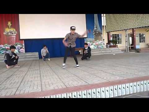 LAC HONG CREW 2015.  HIGH SCHOOL DONG XOAI