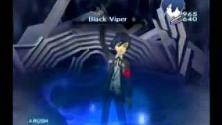 Persona 3 FES - Special Skills Exhibition-