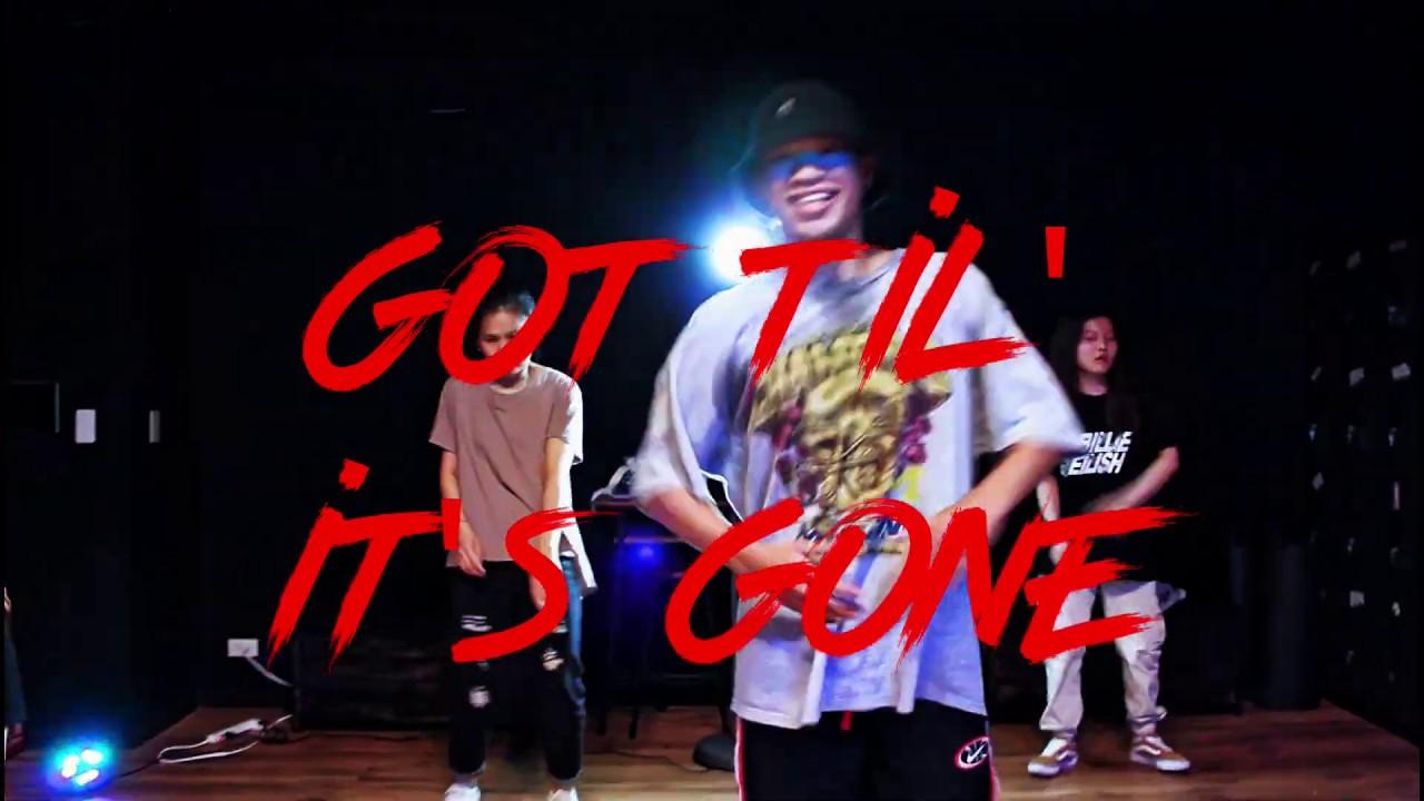 Janet Jackson - Got Til It's Gone HIP HOP X 韋德 (週三)