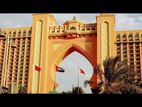 Atlantis, The Palm-Dubai's Most Iconic 5-star Luxury Hotel Resort! #Shorts#YouTubeShorts#ShortsVideo