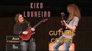 JAM: Kiko Loureiro & Guthrie Govan (Completo)