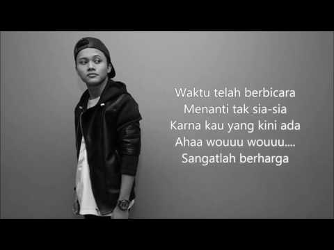 Rizky Febian  Penantian Berharga Lyrics