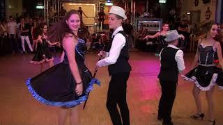 La Bamba Show di Salsa Scuola Bailamos al Caraibe