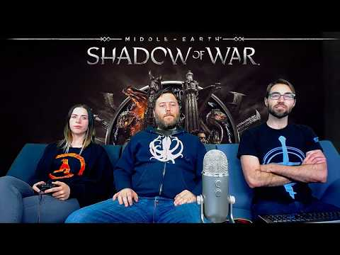 Shadow of War - Infiltration and Spies Recruiting Gameplay Demo
