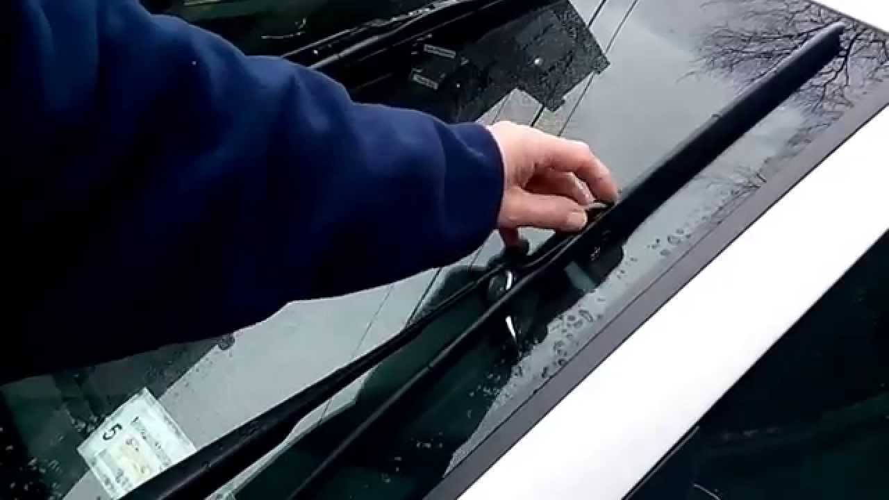 how to use windshield wipers