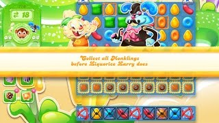 Candy Crush Jelly Saga Level 770 (No boosters)