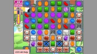 Candy Crush Saga level 808 NO BOOSTERS