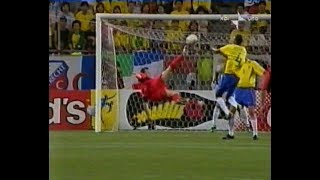 Mondiali 2002 Brasile-Belgio 2-0 - World Cup 2002 Brazil-Belgium 2-0 highlights