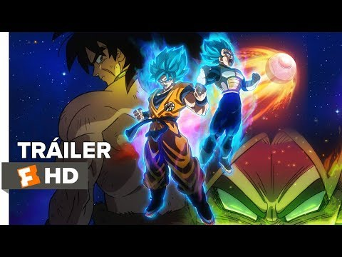 Dragon Ball Super: Broly - Tráiler (Sub. Español)