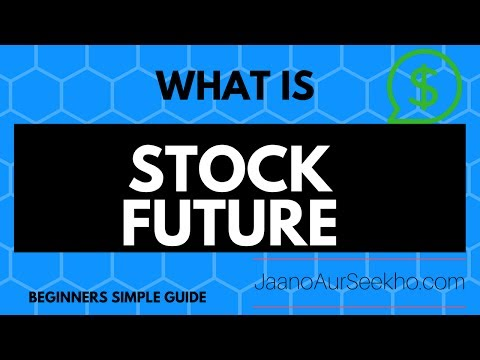 What is stock futures - Beginners complete Lesson To Earn Money from Stock