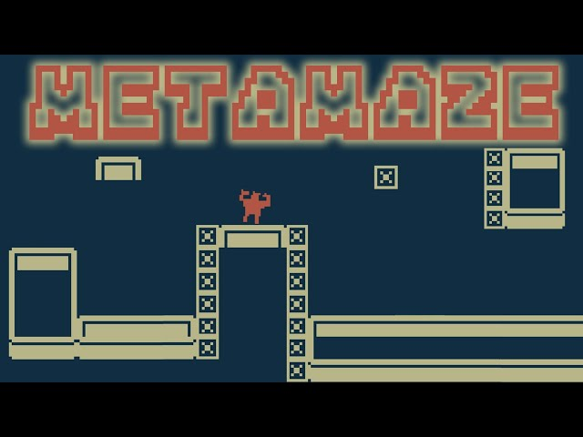METAMAZE Gameplay