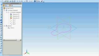 Cклеивание формообразующих элементов в Компас 3D (37/49)