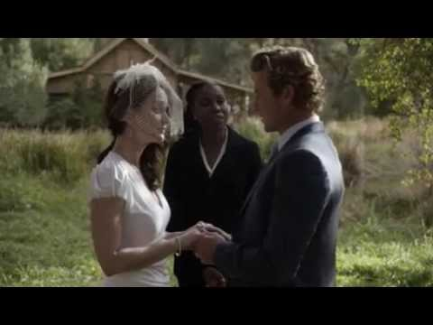 The Mentalist Series Finale - Jane and Lisbon get married, Lisbon pregnant,  final scene ever