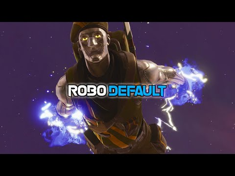 ROBODEFAULT (no meds challenge)