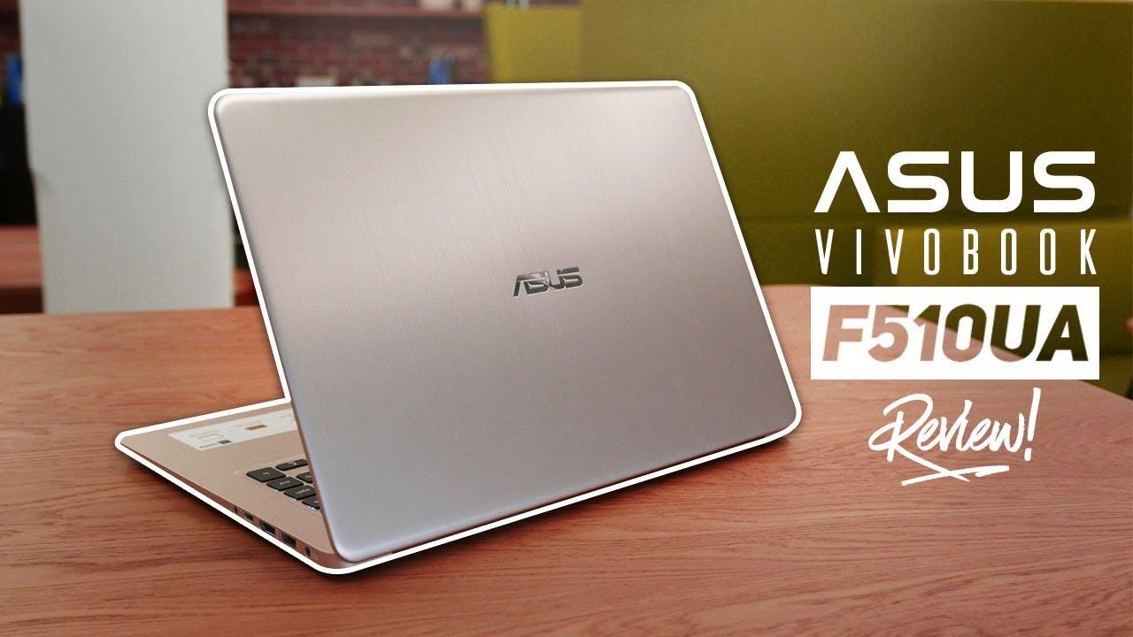 ASUS Vivobook F510UA Review 2018! - Still A Worthy Budget Contender?