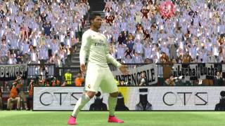 Top 7 Football Goal Celebrations Compilation : Pro Evolution Soccer 2016 (PES 2016)