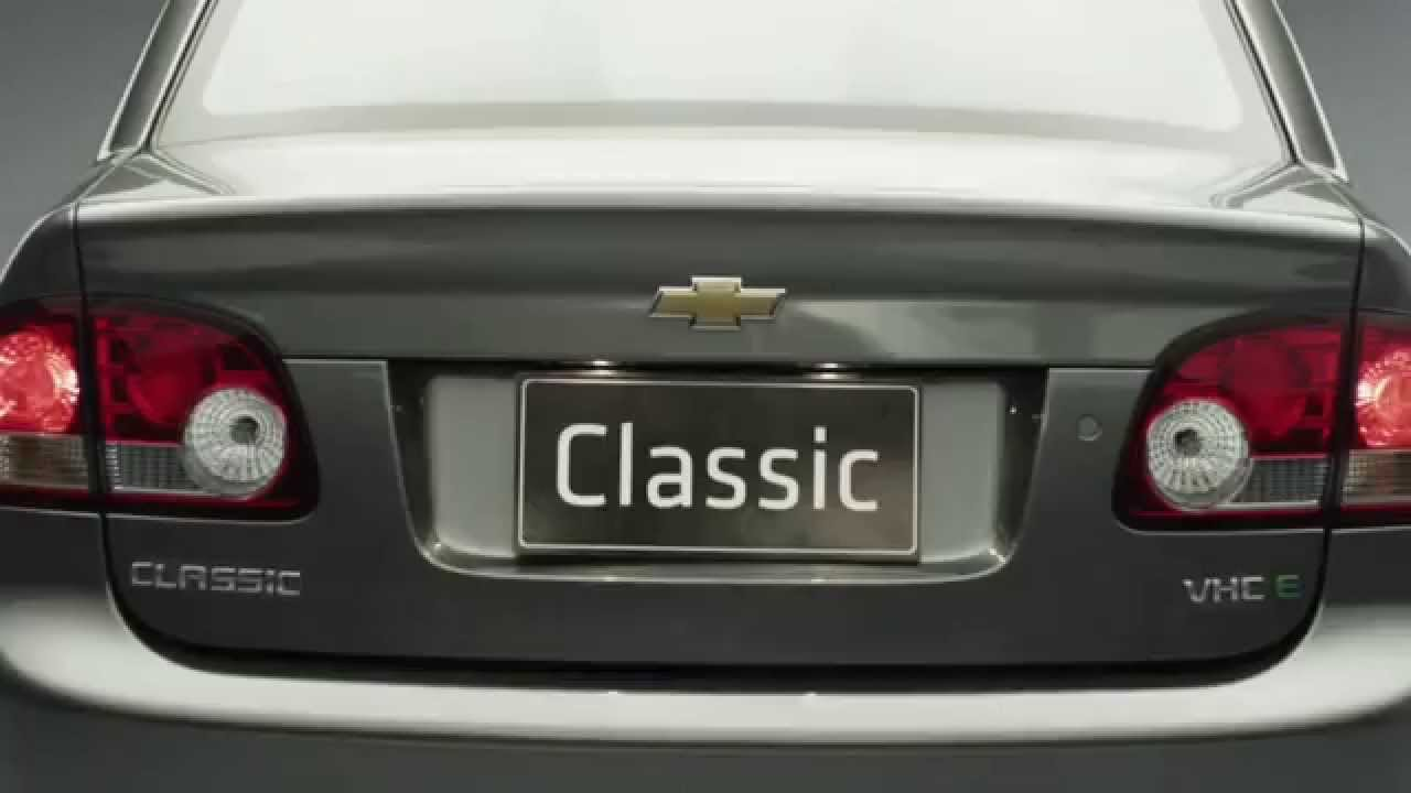 Chevrolet novo classic