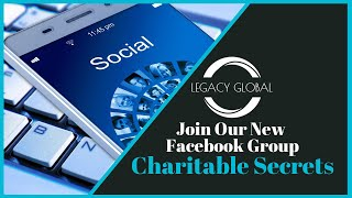 Charitable Secrets Facebook Group