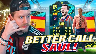 BETTER DO SAUL?! 89 PLAYER MOMENTS SAUL PLAYER REVIEW! FIFA 21 Ultimate Team