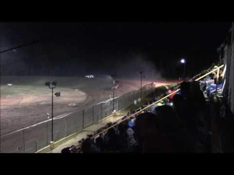 Butler Motor Speedway Street Stock Feature 5/27/17