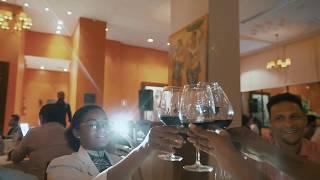 5 Chefs - 5 Pratos - 5 Vinhos (sul-africanos)