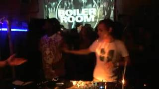 Motor City Drum Ensemble 60 min Boiler Room Berlin DJ set