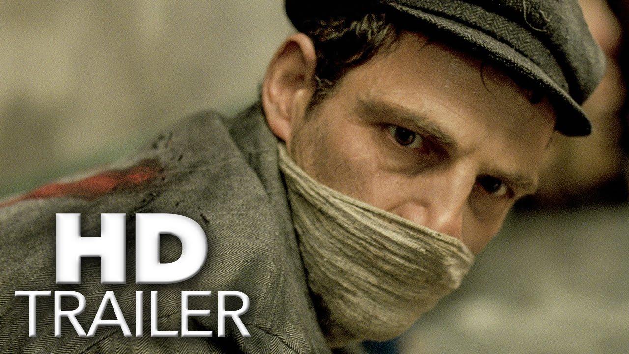 SON OF SAUL Trailer Deutsch German (HD) - Holocaust-Drama - Nominiert für den Auslands-Oscar