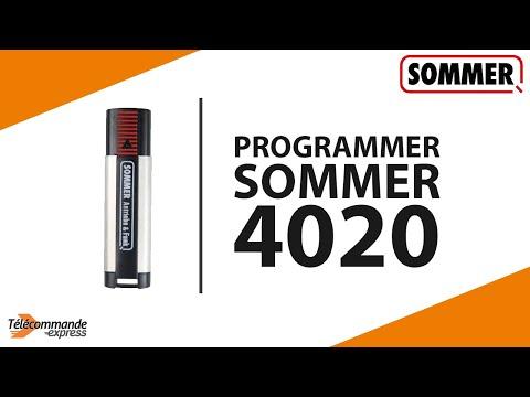 Programmer Une Tlcommande Sommer   Youtube