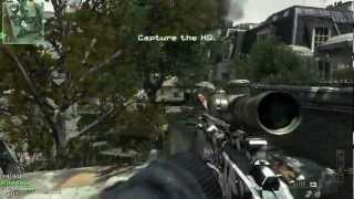 Call of Duty: Modern Warfare 3 - Sniping on Resistance