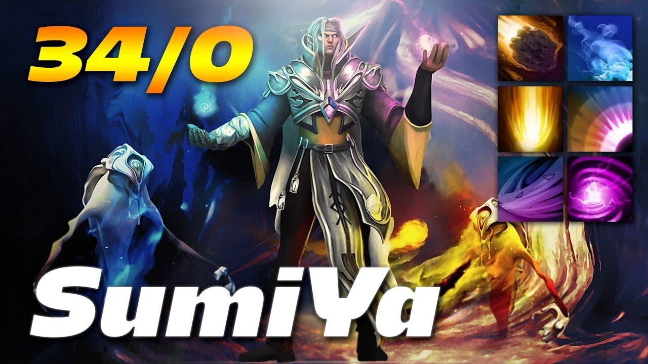 Mmr Invoker Excellence Dota Gameplay 340 2 Sumiya Pro 0nXOP8wk