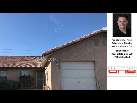 213 CROSSWIND Way, Las Vegas, NV Presented by Brian Horner.