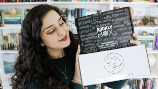 A Very Bookish Unboxing!