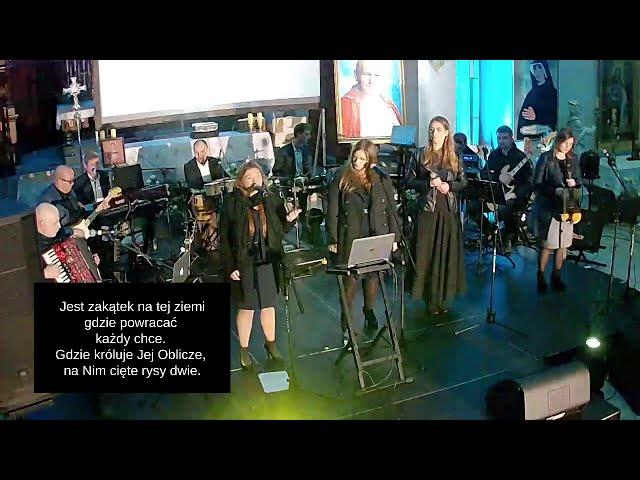 Jest zakątek na tej ziemi (Czarna Madonna) - Zespół Muzyczny Syjon