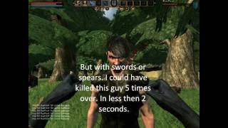 Mortal Online Speed/Combat Hack