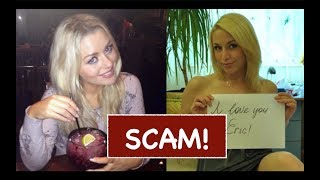 American guy was drugged and robbed by RUSSIAN GIRL! Scam story