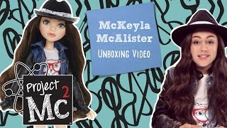 Project  Mc² | McKeyla McAlister Unboxing Video | Smart Is The New Cool