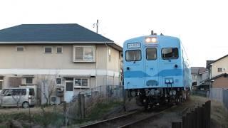 水島臨海鉄道キハ37形 浦田~福井