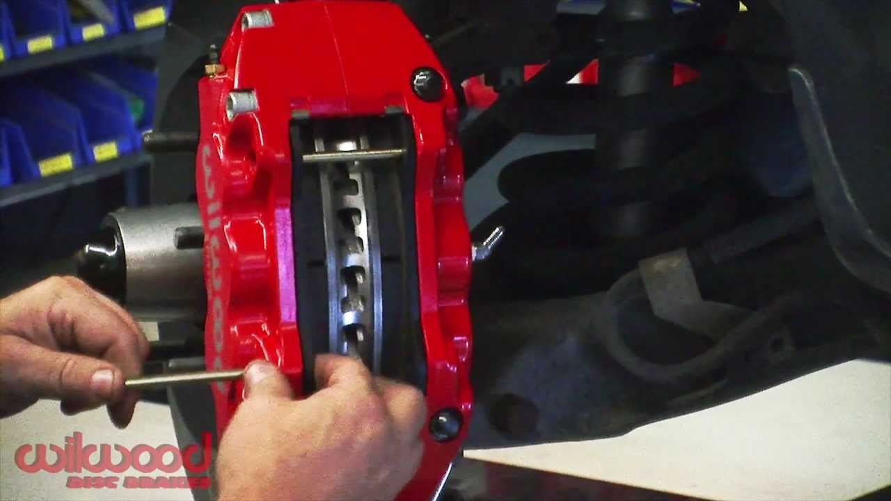 small resolution of ford f150 wilwood brake install