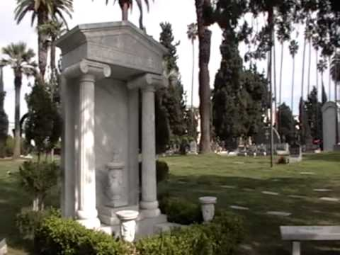 Hollywood Forever Cemetery Tour - Part 2