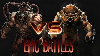 Epic Battles - Juggernaut Vs. Bane - Episode 4 - Season 1