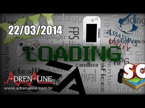 Loading: Direct X12 no Xbox One, realidade virtual no PS4, SimCity offline e Assasin's Creed: Unity