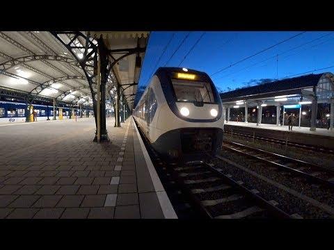 Train Driver's POV 's Hertogenbosch - Utrecht SLT 2017