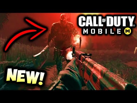 Call Of Duty Mobile Zombies Gameplay | All Bosses & Missions | COD Mobile Zombies TranZit Remake New