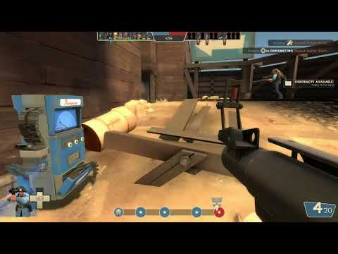 Team Fortress 2 Gameplay - ASUS RoG Rig