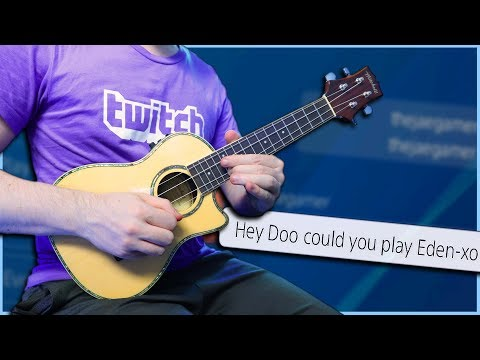 Shredding on a Ukulele?! Playing Song Requests on PSN Ep. 3