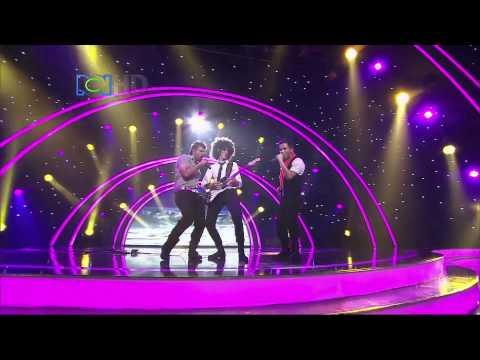 Colombia Tiene Talento: Latin soul