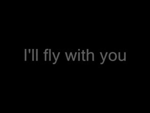 i´ll fly with you (con letra)